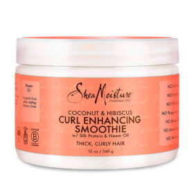 Shea Moisture – Coconut & Hibiscus Curl Enhancing Smoothie