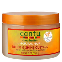 Cantu Natural Define & Shine Custard