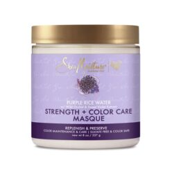 Purple Rice Water Strength + Color Care Masque