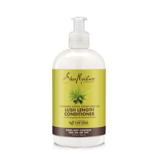Shea Moisture - Cannabis sativa (hemp) seed oil lush length Conditioner